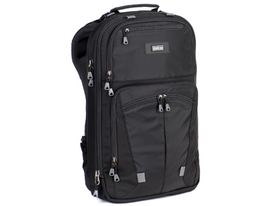 Shape Shifter 15 Backpack Black