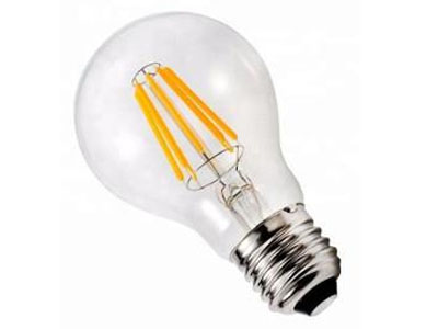 Smart WiFi Filament Light Bulb LED Warm White (A19