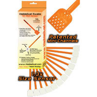 DHAP Swabs 1.3x  Orange