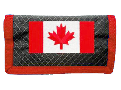 Pixel Pocket Rocket Media Storage Canadian Flag
